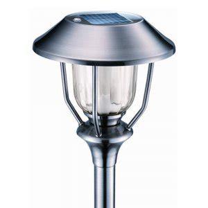 Alpan Solar Garden Lights Alpan Stainless Steel Solar Lights 6 Pk