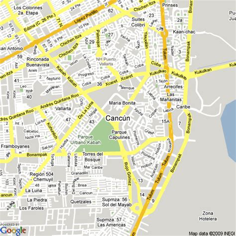 map of cancun mexico map of cancun resorts and airport pictures to pin on