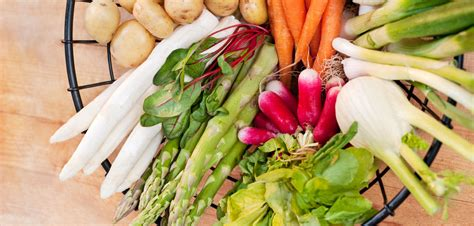 How Well Do You Springs Vegetables by Ace Fit Fit 5 Vegetables You Should Be