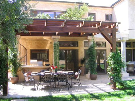 tuscan pergola 10 mediterranean inspired outdoor spaces outdoor spaces