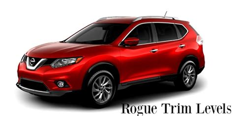 nissan rogue trims can the nissan rogue pull a boat or trailer
