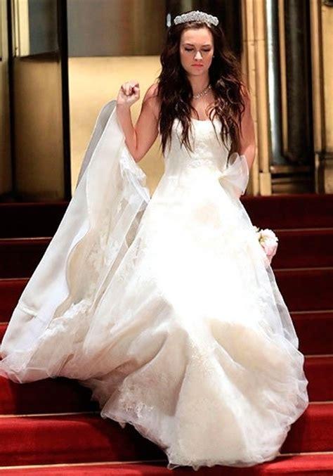Wedding Hair Vero by De Blair Waldorf A Leighton Meester La Evoluci 243 N De La