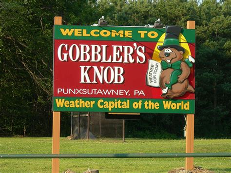 What Is A Knob Gobbler by Welcome To Gobbler S Knob Punxsutawney Pa Gobber S Knob