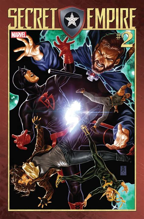 unleashed vol 2 secret empire books marvel comics secret empire spoilers review secret