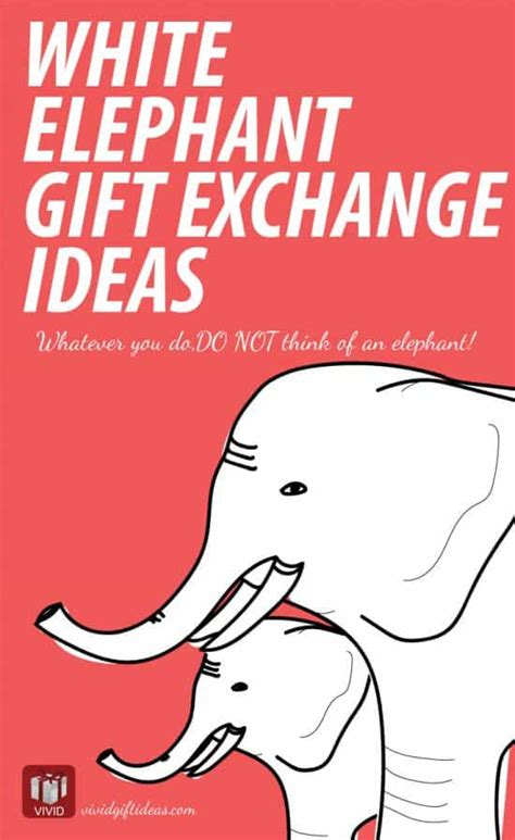 Wedding Gift Exchange Ideas by White Elephant Gift Exchange Ideas S