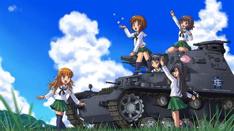 girl themes for windows 10 girls panzer theme for windows 10 8 7