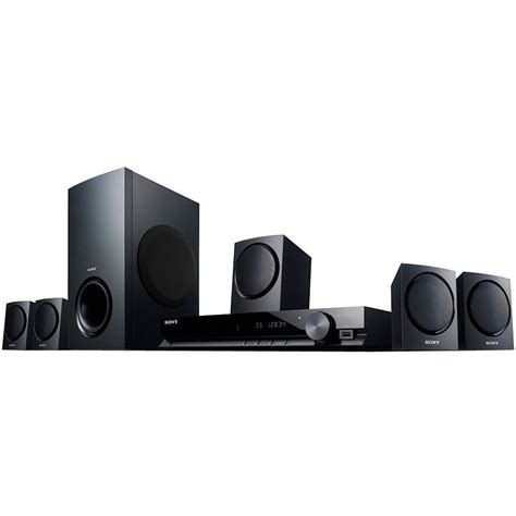 Home Theater Sony Di Indonesia sony dav tz130 bravia 5 1 home theater system dav tz130 b h