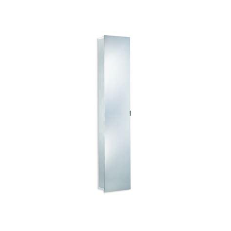 spiegelschrank aluminium spiegelschrank alu 1101035 asp 300 35 x 175 cm hsk
