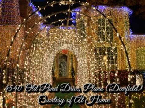 lights in plano 2017 and light displays in collin county