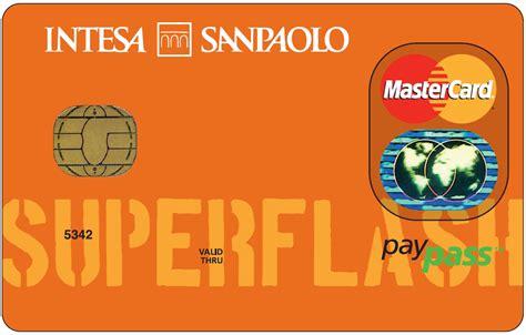 intesa carte carte di credito prepagate per coreblog