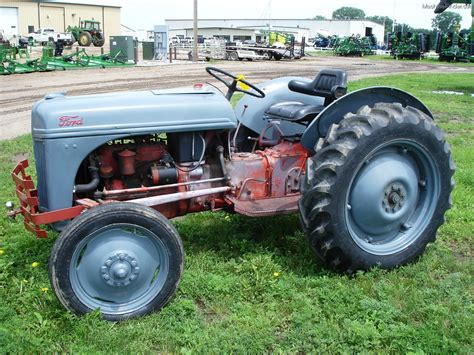 ford  tractors utility  hp john deere machinefinder