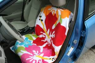 Diy Seat Cover For Car Grosgrain Summertime Waterproof Towel Car Seat Cover Diy