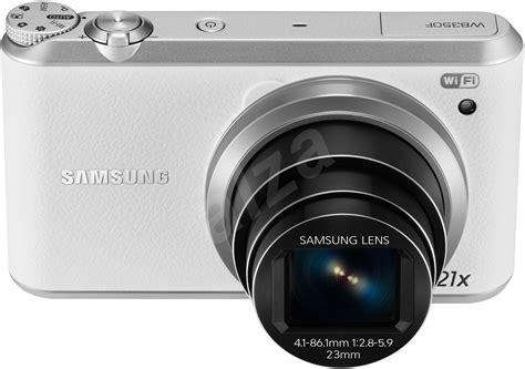 Kamera Digital Samsung Wb350f samsung wb350f white alzashop