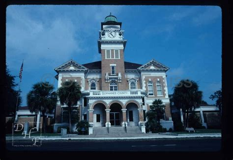 Suwannee County Clerk Of Court Search Live Oak Fl Courthouse House Plan 2017