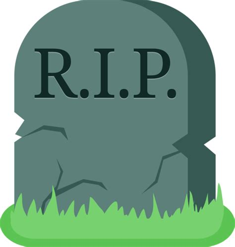 R I P dead clipart rip pencil and in color dead clipart rip