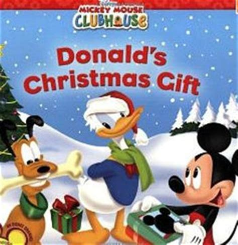 mickey mouse clubhouse christmas mickey mouse clubhouse donald s gift book