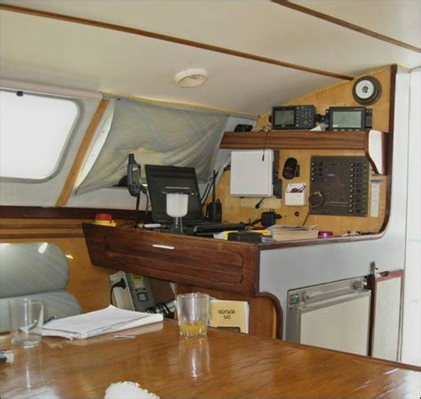 catamaran for sale second hand interior pictures of a second hand fast louisiane 36