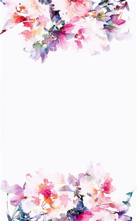wallpaper flower draw aquarell flowers a4 and labels pinterest wallpaper