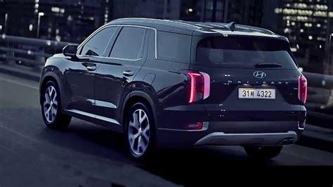 2019 Hyundai Size Suv by 2019 Hyundai Palisade Suv