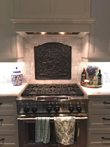 Glamour Begins At Home: Cardinal House :: How our Fireback