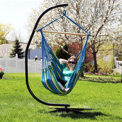 hammock swing jumbo hanging chair hammock swing or hammock and c stand