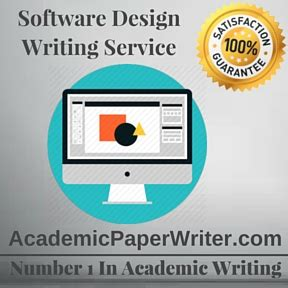 Software Paper Writing Help by Software Design Writing Assignment Help Software Design
