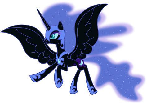 my little pony nightmare moon nightmare moon in flight by 90sigma on deviantart
