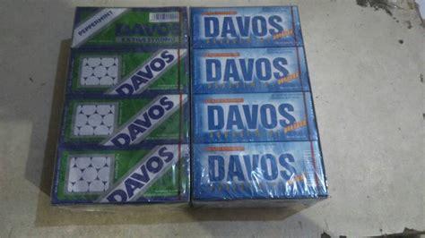 Permen Davos Mini Termurah jual permen davos box jajan jadoel
