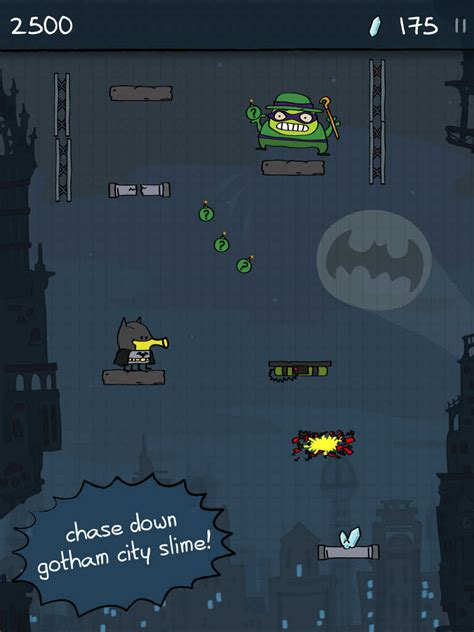 doodle jump batman cheats cool new doodle jump dc heroes for iphone and