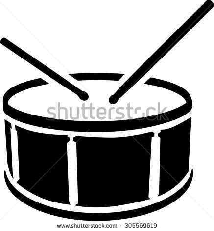 snare drum clipart snare drum with sticks clipart 77