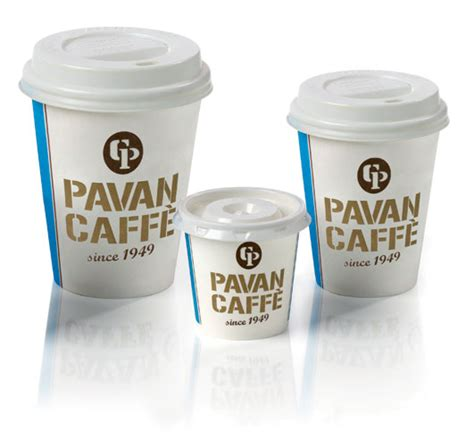 Bicchieri Take Away Pavan Caff 232 Accessori