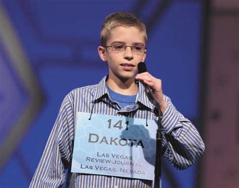 dakota jones dakota jones exits national spelling bee on zanja