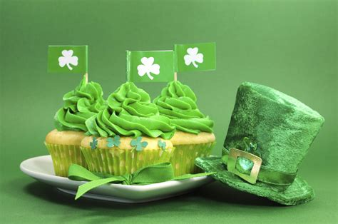 st s day recipes from ireland bmw of el paso recipes st s day shamrock cupcakes