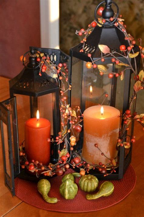 50 fall lanterns for outdoor and indoor decor best