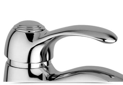 rubinetto automatico miscelatore paffoni flavia rubinetto lavabo a scarico