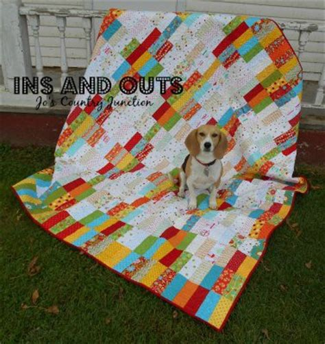New Free Quilt Patterns by Ins And Outs An New Free Quilt Pattern