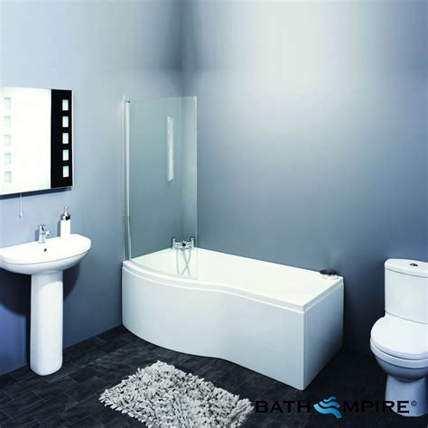 p shaped shower bath bathempire three day mega sale now on discounts on all bathroom products