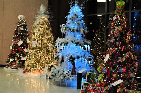 festivity trees wichita festival of trees viewing images frompo