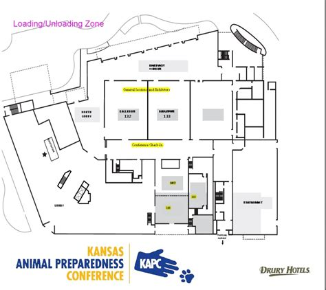 hotel room layout kssart kansas state animal response team lodging parking