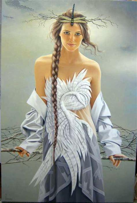 imagenes mujeres rostros artodyssey ginette beaulieu