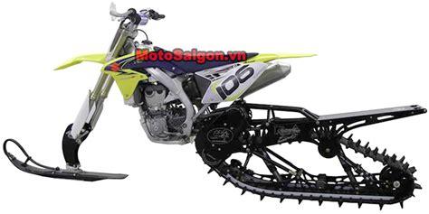 Suzuki Snow Bike C 224 O C 224 O độ D 224 N B 225 Nh X 237 Ch Của Timbersled Chạy Tr 234 N Tuyết