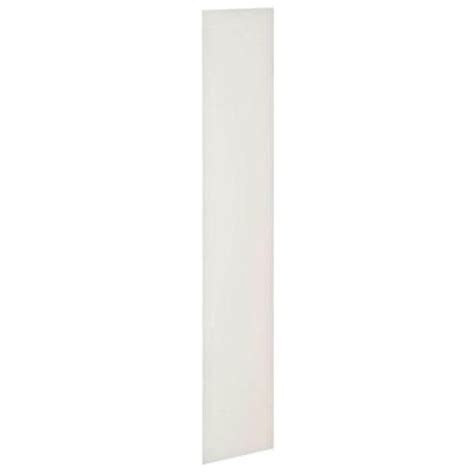 filler strip between cabinets simplicity by strasser 36 in x 6 in mdf cabinet filler