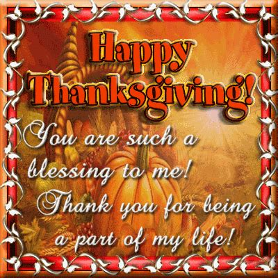 happy thanksgiving you are such a blessing to me pictures photos and images for