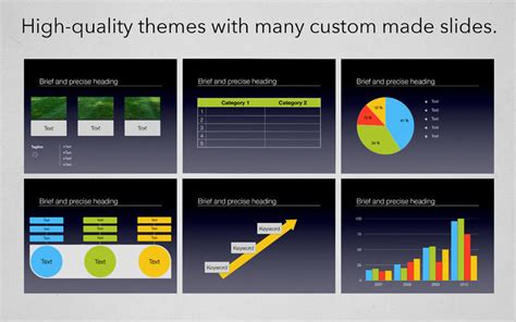 Apple Design Vorlagen Templates For Powerpoint Pro On The Mac App Store