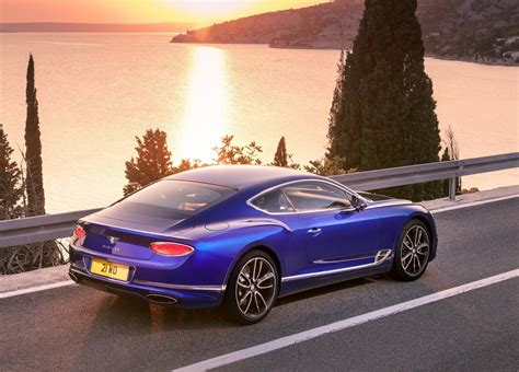 bentley all all new bentley continental revealed cars co za
