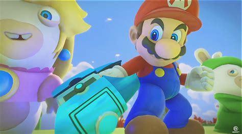 Murah Mario Rabbids Kingdom Battle Nintendo Switch mario rabbids kingdom battle coming to nintendo switch