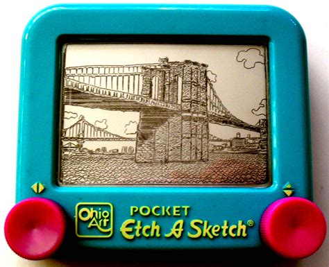 Things To Draw On Etch A Sketch by Etch A Sketch All Grown Up