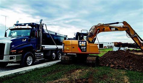 cat excavator sizes  guide