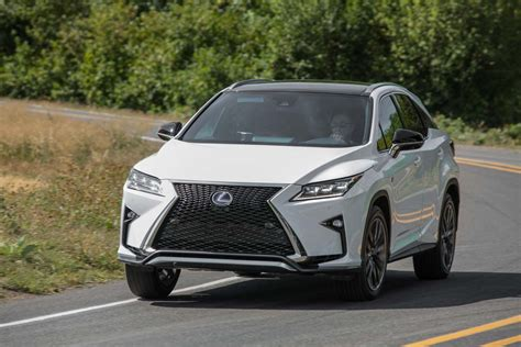 lexus sport 2016 lexus rx 350 awd f sport gallery and