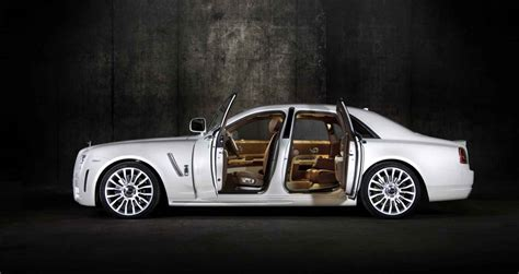 mansory wraith rolls royce ghost by mansory
